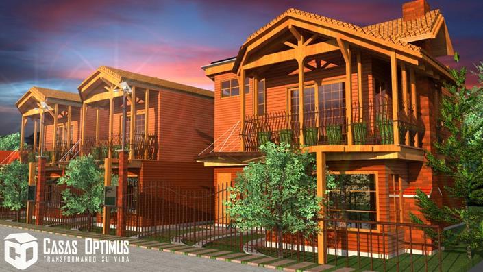 Casa Prime Casas Optimus
