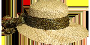Sombrero de verano de Adara